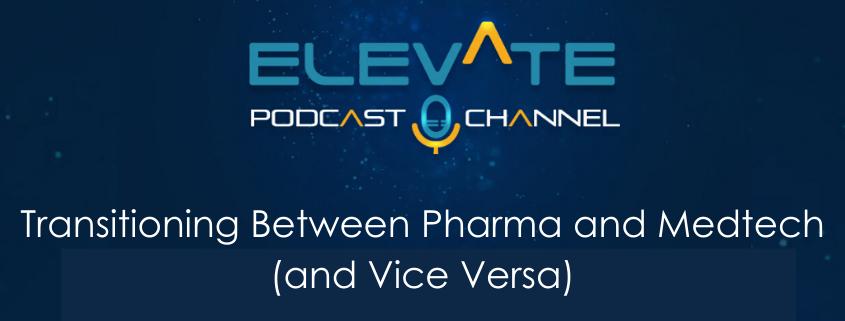 pharma medtech podcast