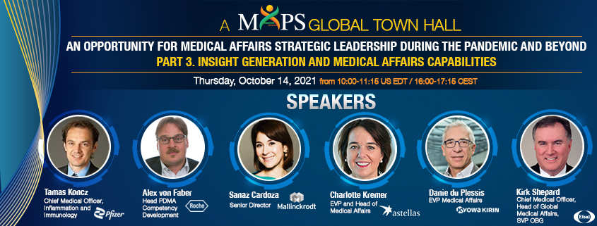 MAPS Global Town Hall featured