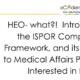 HEOR Medical Affairs