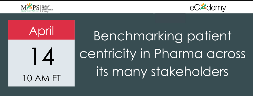 Patient Centricity webinar