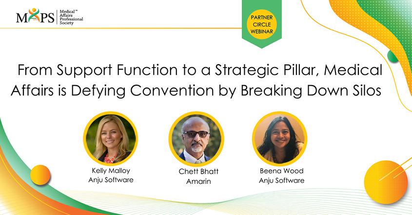 Support Function to Strategic Pillar Webinar