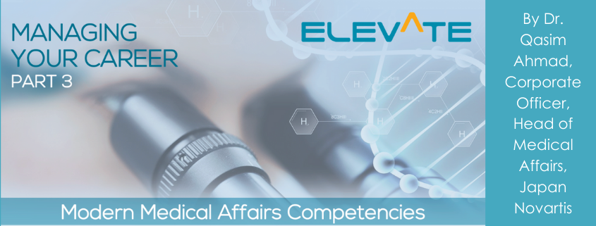 Medical Affairs Career ELEVATE 1