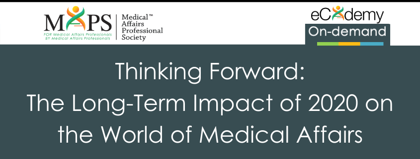 Impact 2020 Medical Affairs
