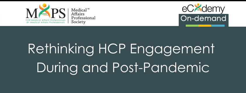 HCP Engagement Pandemic