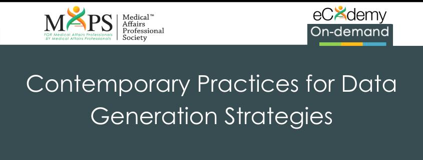 Data Generation Strategies