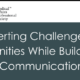 Scientific Communications Challenges
