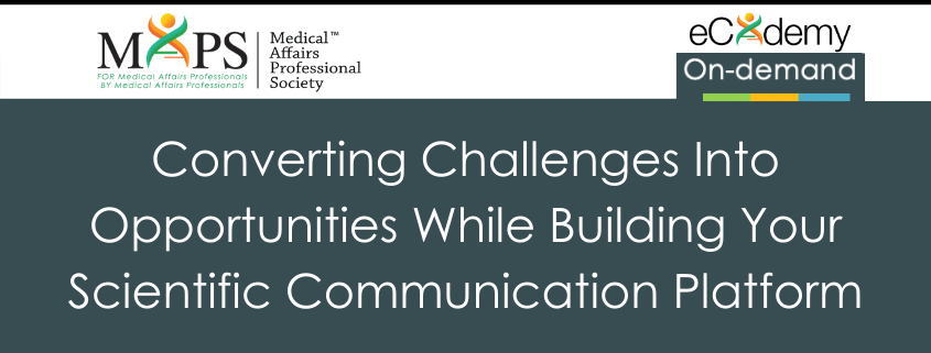 Scientific Communications Challenges