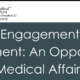 Patient Engagement Drug Development
