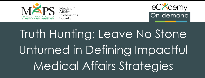 Impactful Medical Affairs Strategies