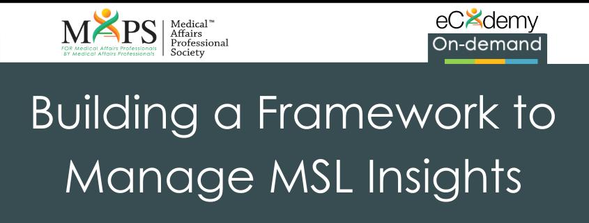 Framework MSL Insights OD Featured