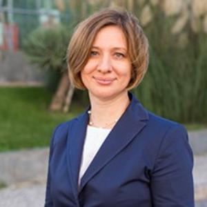 Alexandra Safronova, MD