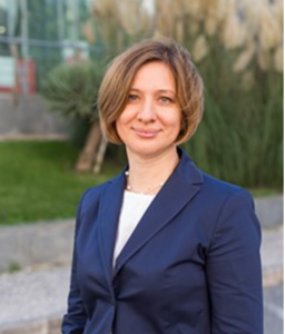 Alexandra Safronova