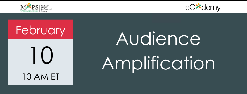Audience Amplification Upcoming Featured