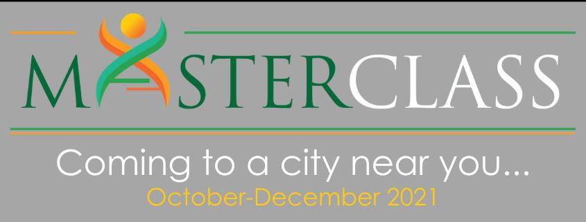 MasterClass Training Programs 2021