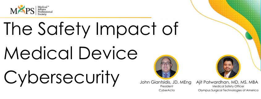 Cybersecurity Risks MedTEch