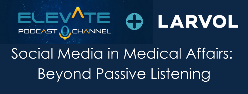 medical affairs social media podcast