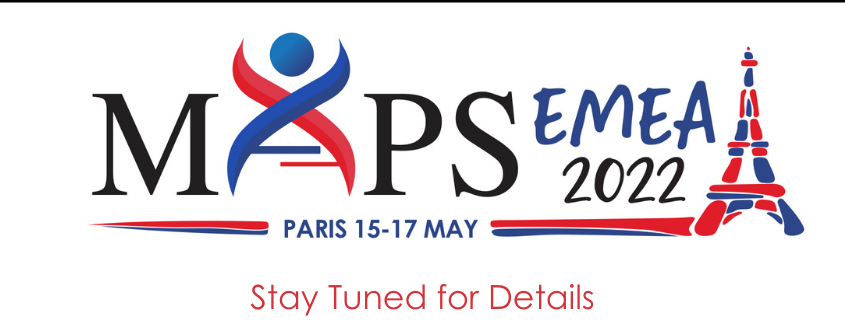 MAPS EMEA 2022 Annual Meeting Paris Medical Affairs