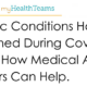 myhealthteams chronic conditions