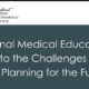 External Medical Education: Responding To The Challenges Of COVID-19 And Planning For The Future