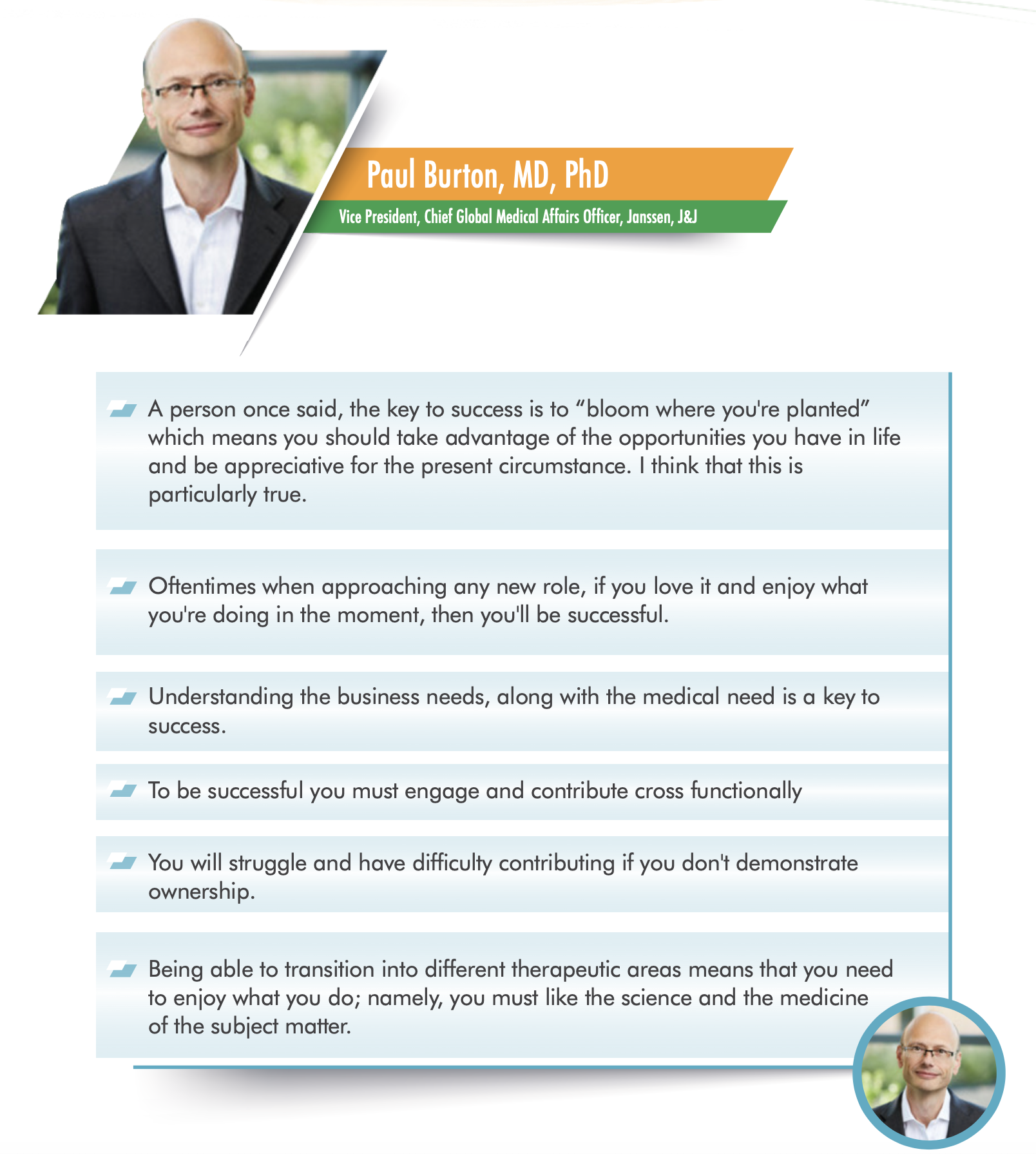 John Pracyk Leadership Perspectives 3.3