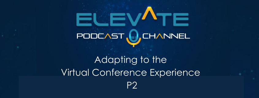Adapting to the Virtual Conference Experience P2