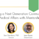 Building a Next Generation Community of Medical Affairs with Mentorship