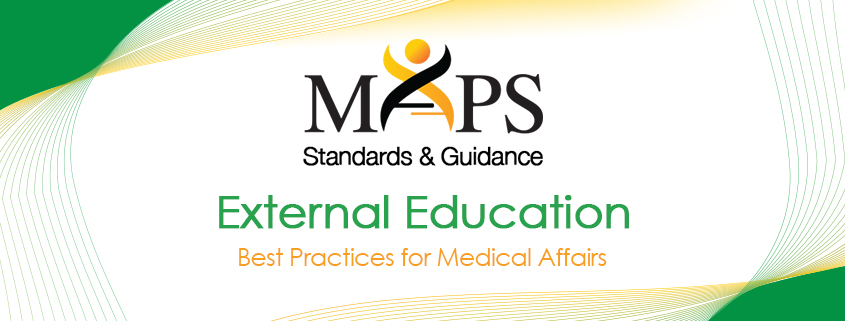 External Education_Standards for Medical Affairs