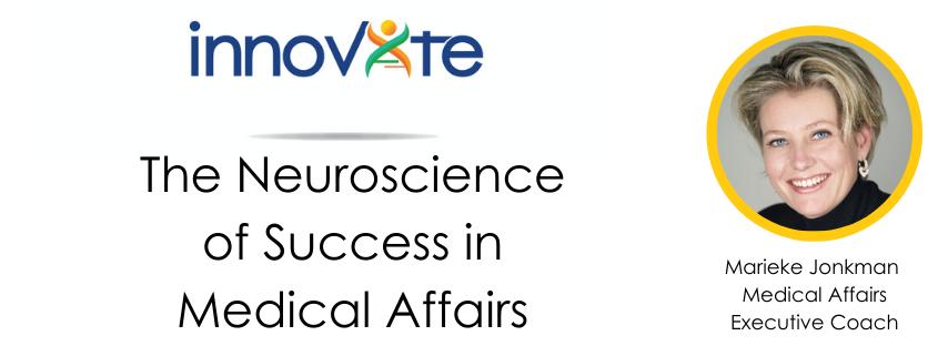 Jonkman Neuroscience Success Medical Affairts