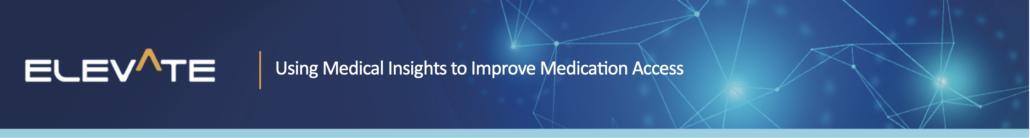Insights medication access banner