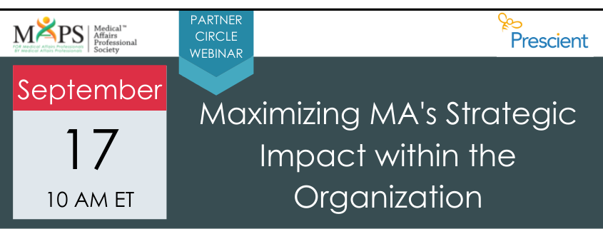 Maximizing MA's Strategic Impact within the Organization