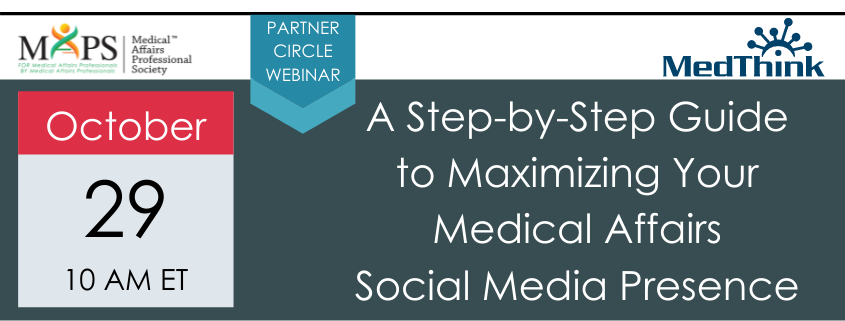 A Step-by-Step Guide to Maximizing Your Medical Affairs Social Media Presence